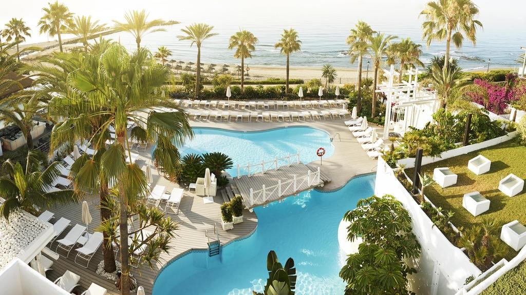 hotel pool spain