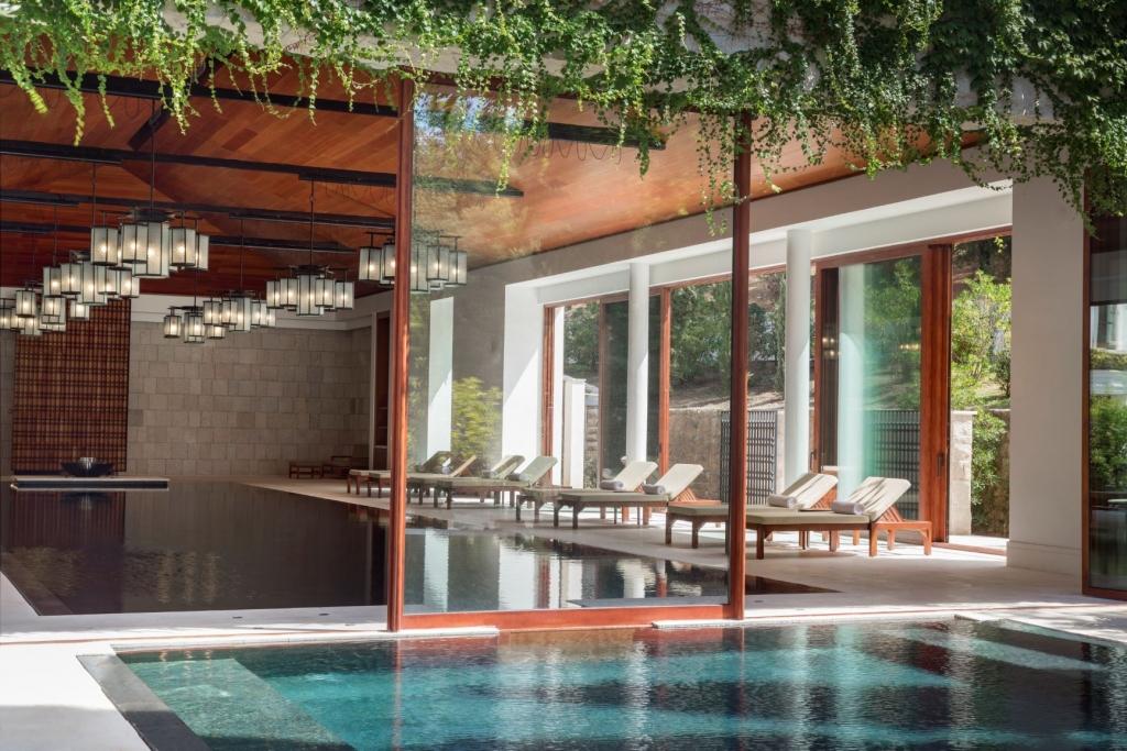 aman pool resort europe